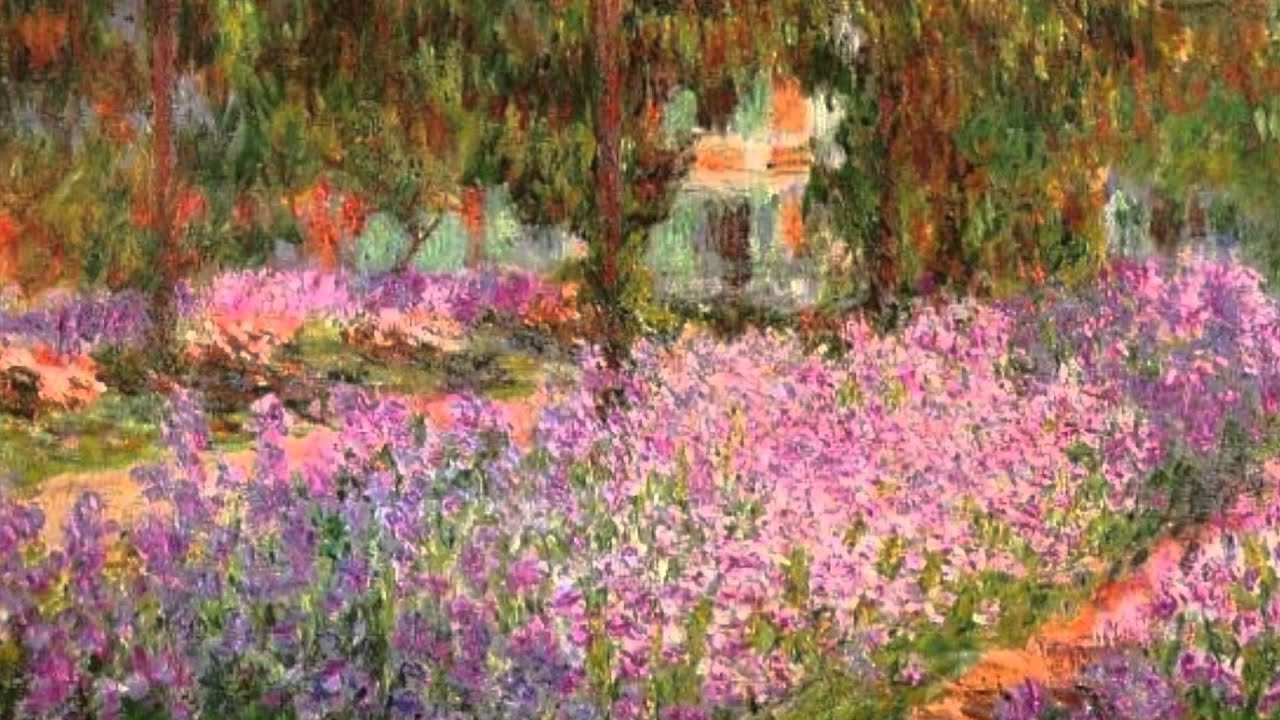 Claude Monet\'s Garden at Giverny - Vernon, France - YouTube