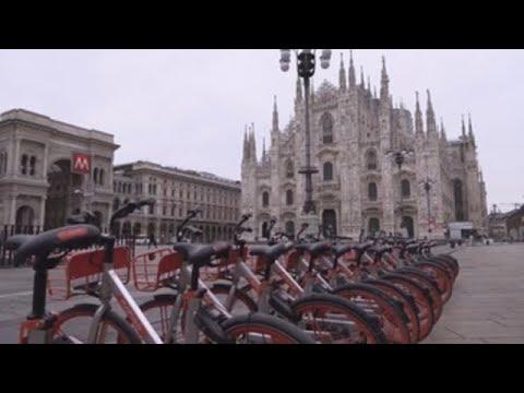 Lombardía, el infierno en la Italia del coronavirus