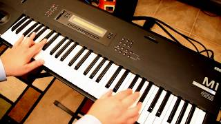 Synthmania quick tip #16 - Crystal Waters' ''Gypsy Woman'' organ pattern