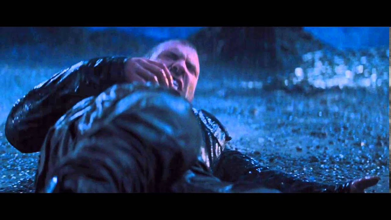Jack Reacher - Final Scene