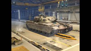 WoT Blitz | New Tanks Preview! | Chieftain Mk.6, Skorpion G, 59-Patton, and more!