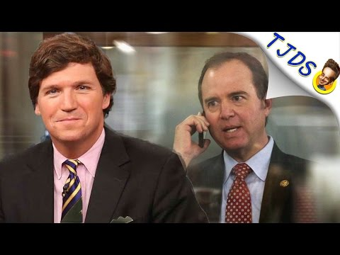 Tucker Carlson SHREDS Adam Schiff On Russian Election Hack