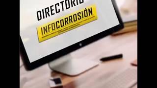 DIRECTORIO DEL CONTROL DE CORROSION - INFOCORROSION2018
