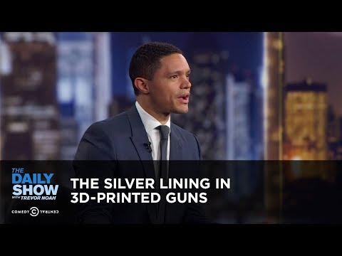 0 - Late Night Shows über 3D-gedruckte Waffen