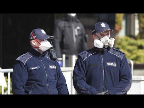 La police belge multiplie les mesures pour faire respecter le confinement face au coronavirus