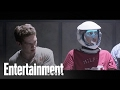 lazer team exclusive clip entertainment weekly