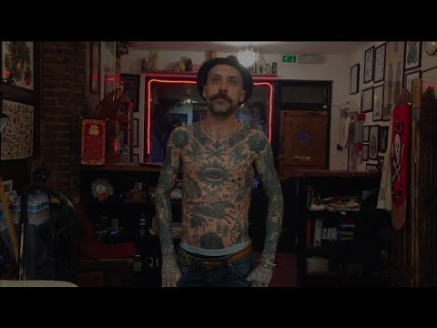 The Good And The Evil Of A London Tattoo Parlour