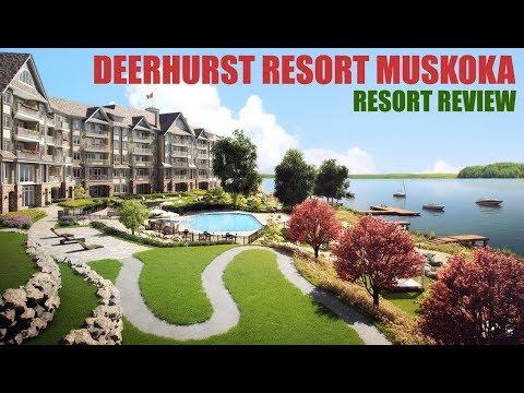 Deerhurst Resort Muskoka Review