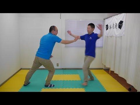 【合気×相撲】達人の歩行原理で『突っ張り』を強くする!