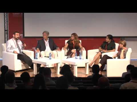 Israel Asia Summit  - Panel 2  - How Asia's Mega Cities Need to Green Up to Survive the Next Decade