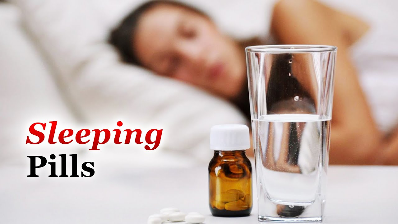 Side Effects of Sleeping Pills - YouTube