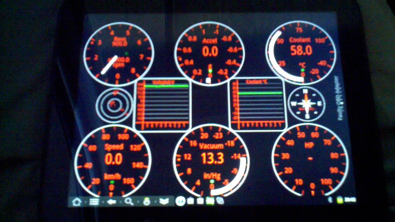 Infiniti g35 torque