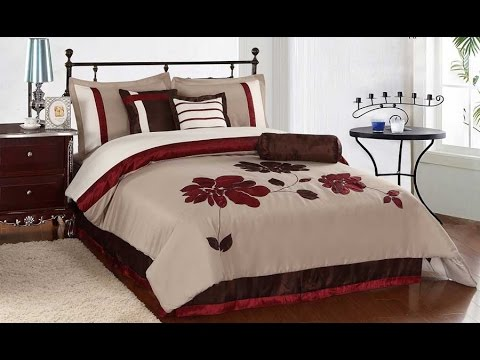 Bedroom Comforter Sets | Queen Bed Comforter Sets Blue