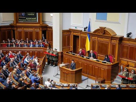 الرئيس الأوكراني يؤدي اليمين الدستورية ويعلن حل البرلمان …  - نشر قبل 36 دقيقة