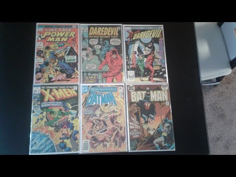Massive collection of comics! Part 1! Mostly silver & bronze age comics!