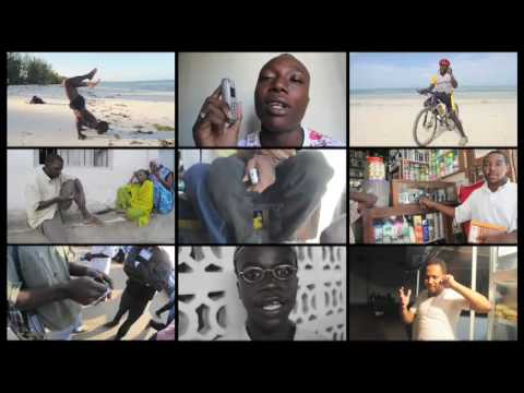 Hello Africa ! Documentary on cellphone culture in Africa - trailer