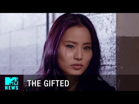 Meet the New X-Men Characters in 'The Gifted' | MTV News thumbnail