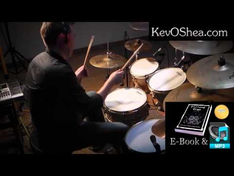 Drum Lesson (flipped vid) - Leading Hand Drum Fills