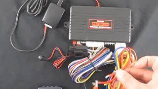 Program Remotes for FAI-8200 Car Alarm w/ Remote Start