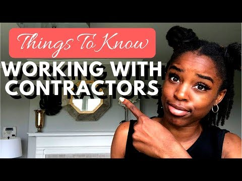 What You Should Know Before Working with a General Contractor