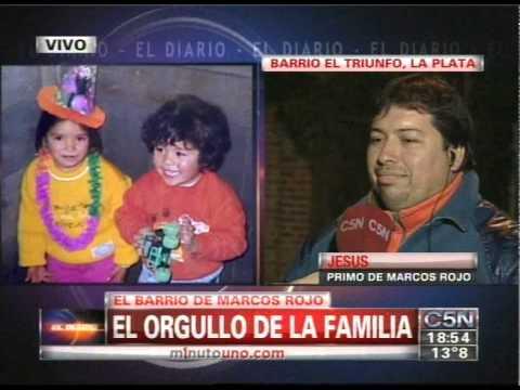 C5N - ARGENTINA A LA FINAL: EL BARRIO DE MARCOS ROJO (PARTE 5)