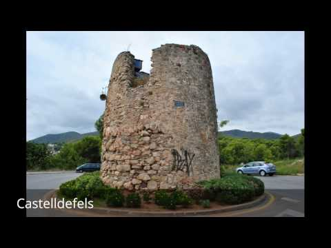 Places to see in ( Castelldefels - Spain )