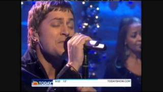 "Rob Thomas ""Ever the Same"" Live on The Today Show"