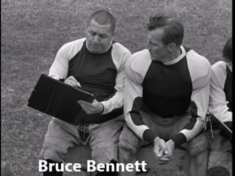 Bruce Bennett - Appeared in 6 Three Stooges films.