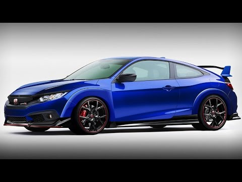 2017 Honda Civic Coupe Type R Review Rendered Price Specs Release Date You