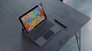Распаковка и обзор Surface Go