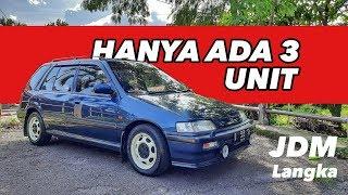 JDM Sangat Langka Honda Civic Shuttle   Used Car Review