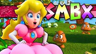 My Own Levels! - Super Mario Bros X #1