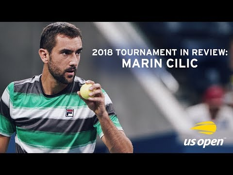 2018 US Open In Review: Marin Cilic