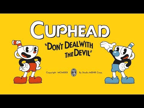 Cuphead Launch Trailer