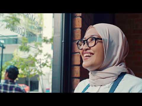 Iklan Amanah Hartanah Bumiputera (2017) - Simpanlah Sikit Dalam AHB