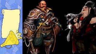 Люди Кул'тираса. Судьба Артефактного оружия. Demon Hunters машинима | Новости Warcraft