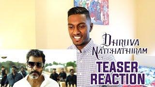 Dhruva Natchathiram Teaser 3 Reaction & Review | Chiyaan Vikram | PESH Entertainment