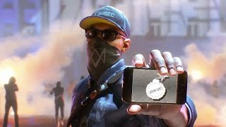PS4 - Watch Dogs 2 Trailer
