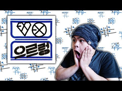 EXO - XOXO The 1st Album Repackage Late AF Reaction