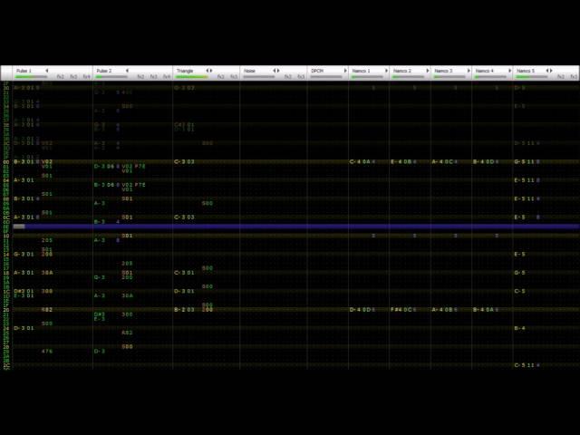 Tidesplitter NSF (2A03+N163)
