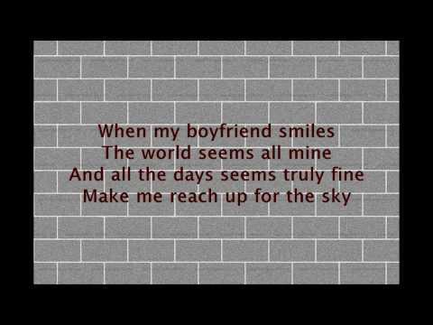 ME AND MY BOYFRIEND (LYRICS) - MOCCA