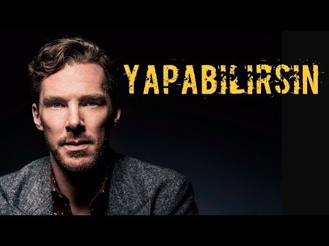 YAPABİLİRSİN | Benedict Cumberbatch