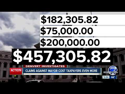 City of Denver paid law firms more than $182K related to settlements for Hancock's staff