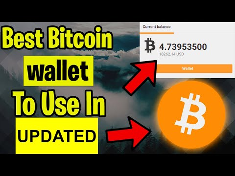 ✅The BEST Bitcoin Wallet (BTC) In 2020? -On PC+Phone