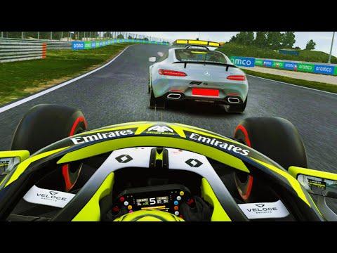 SUPER RARE EVENT MID-RACE HAPPENS TWICE!!! - F1 2020 MY TEAM CAREER Part 49