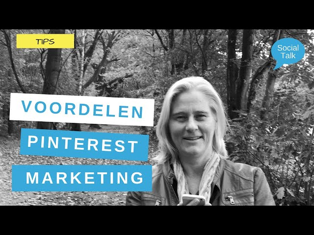 Pinterest marketing tips voor meer website bezoekers