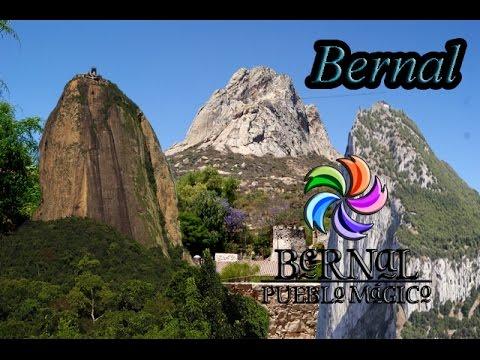 """La Peña de Bernal, """"México, pueblos mágicos y pueblos ocultos"""""""