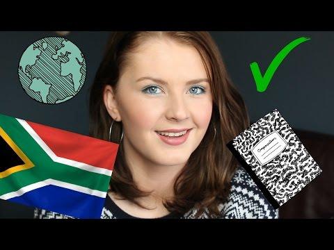 Speaking Afrikaans | I