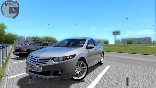 City Car Driving 1.5.0 Honda Accord [Logitech G27]