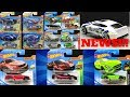 Hot Wheels 2018 Cars!!! L and M Case and More!!! Hot Wheels News!!!